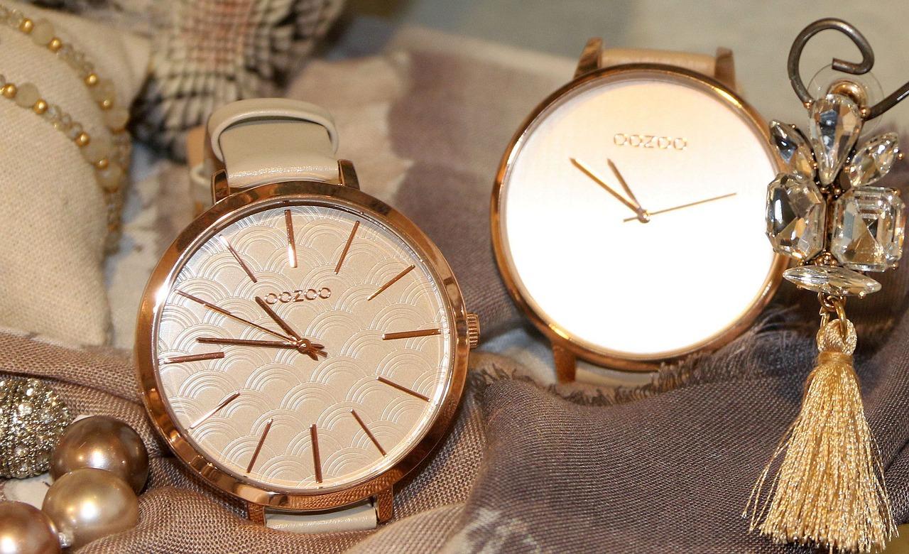 modny zegarek